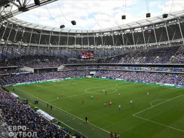 На матче «Динамо» - «Краснодар» презентовали «Золотой мяч» Яшина
