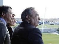 """Перес: """"Ди Стефано - это и есть """"Реал"""""""