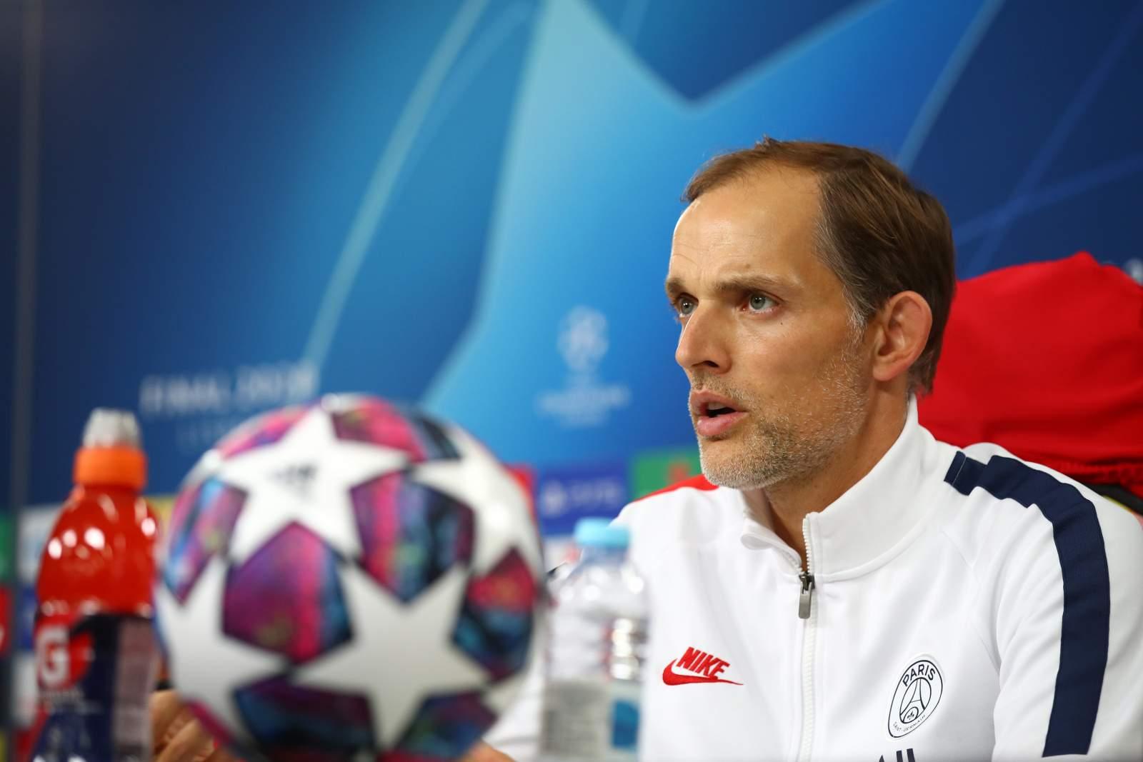 СМИ: Тухель уволен с поста главного тренера «ПСЖ»