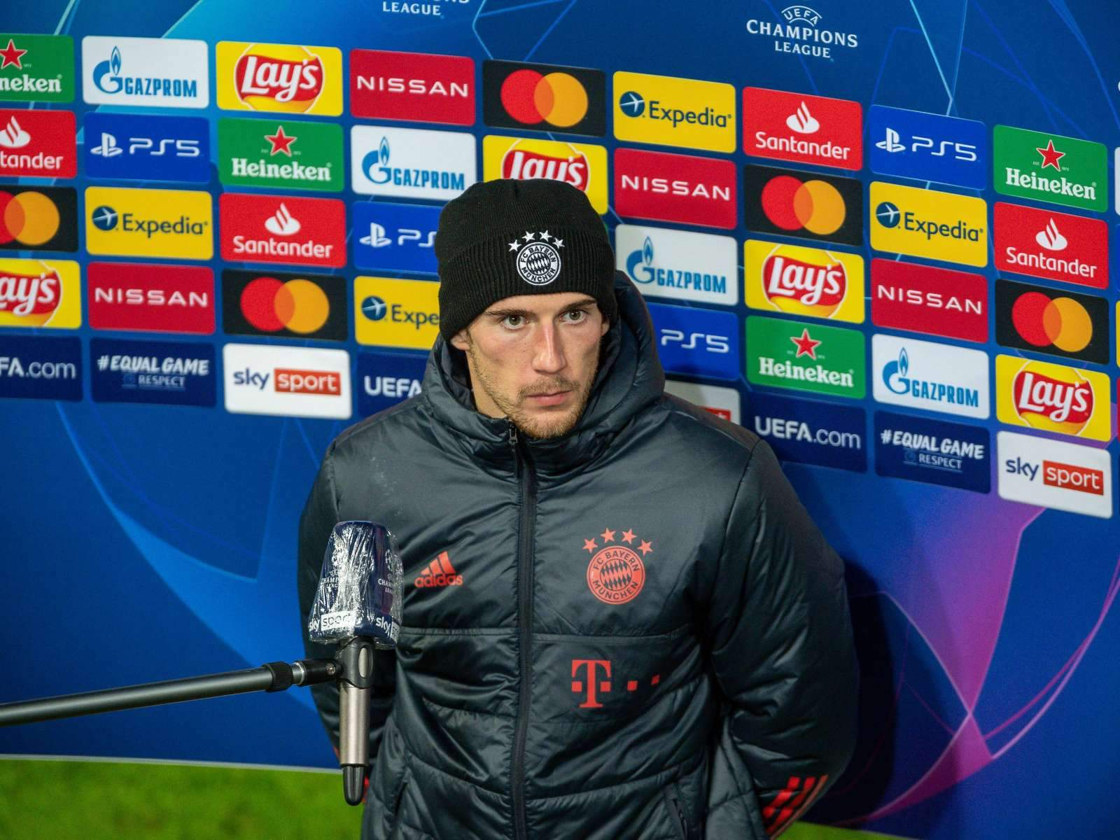 Горецка: «Бавария» очень много пропускает»