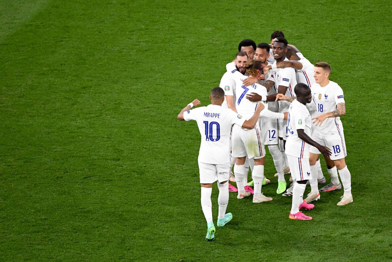 Как матч Франция – Португалия смотрели на МКС (фото)