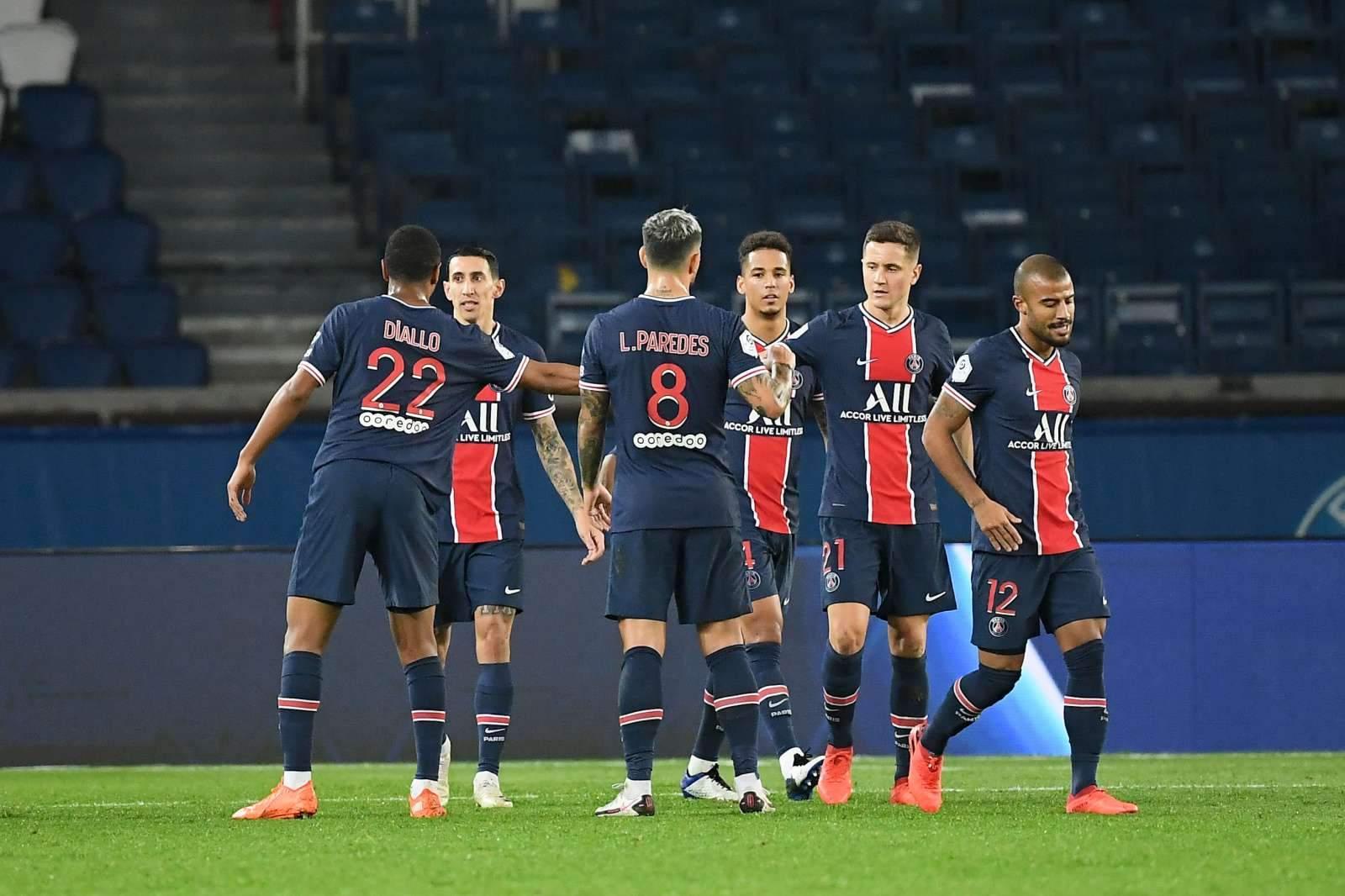 «ПСЖ» - «Страсбург» - 4:0 (закончен)