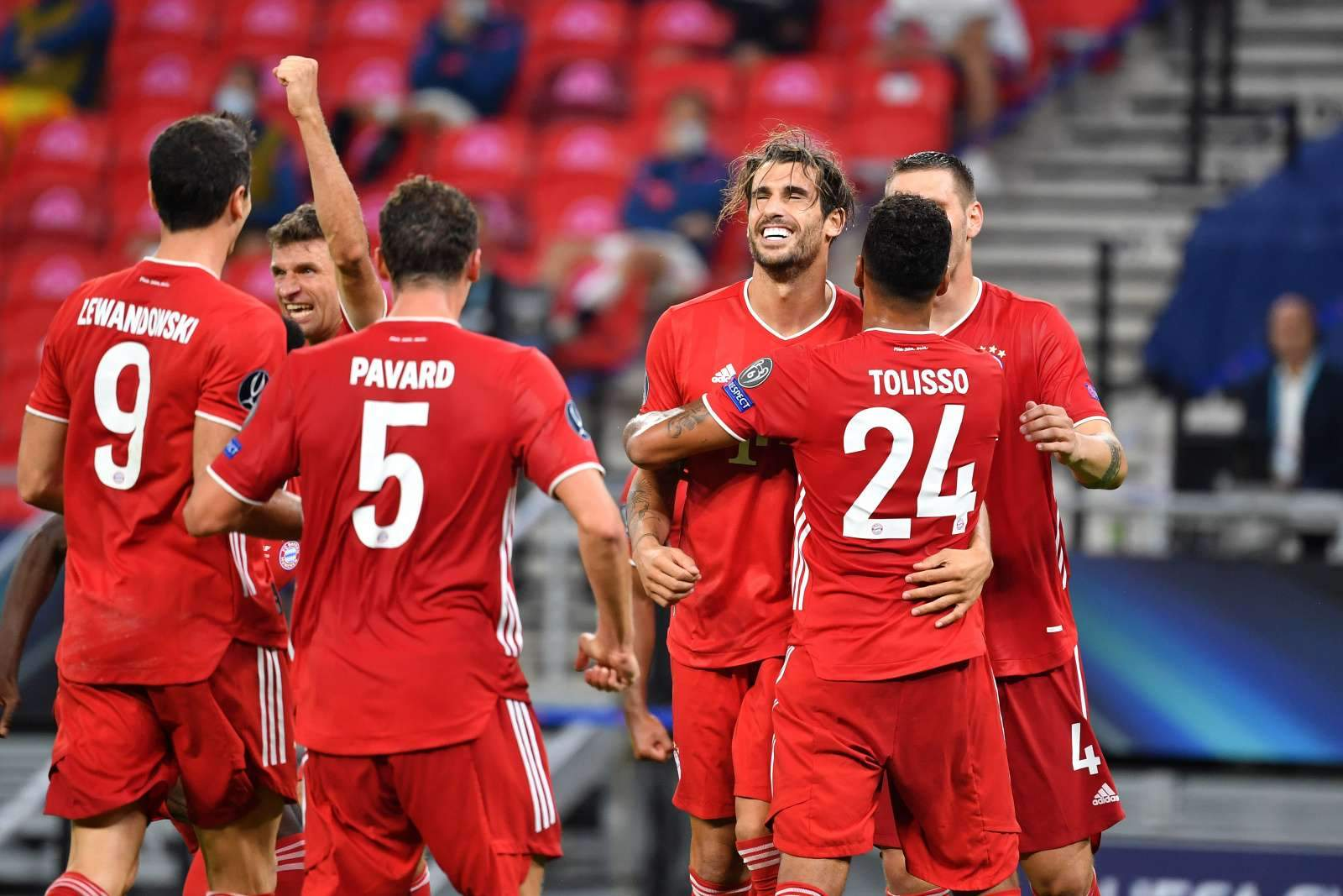 «Атлетико» - «Бавария» - 1:1 (закончен)