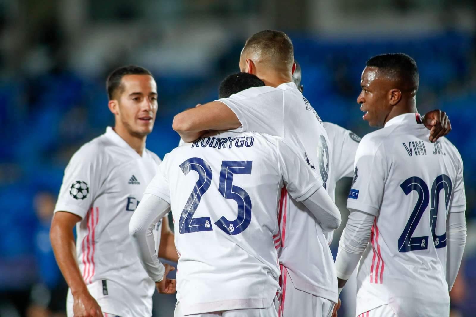 «Алькояно» - «Реал» Мадрид - 2:1 (закончен)