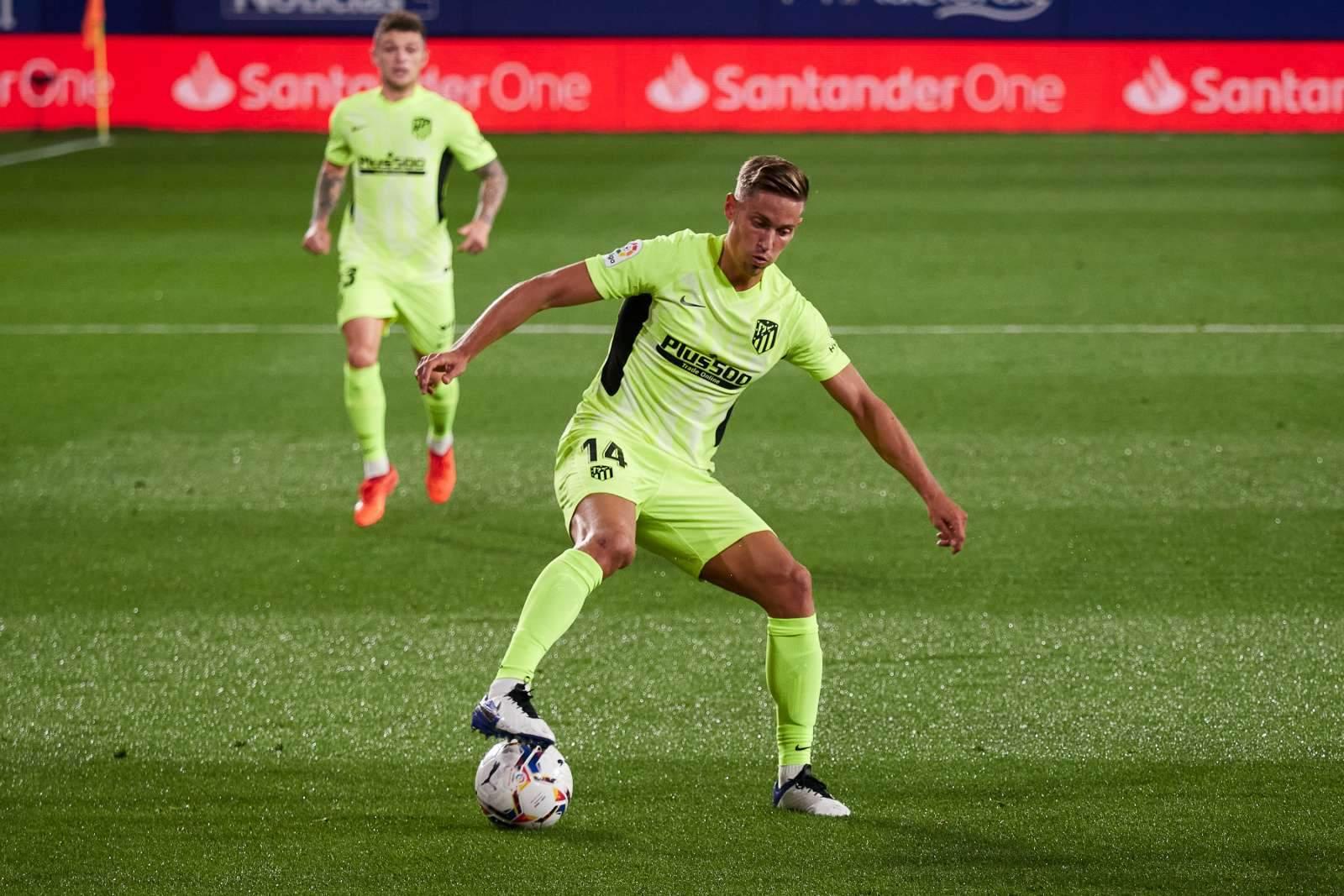 Штанга позволила «Атлетико» не упустить победу над «Эльче»