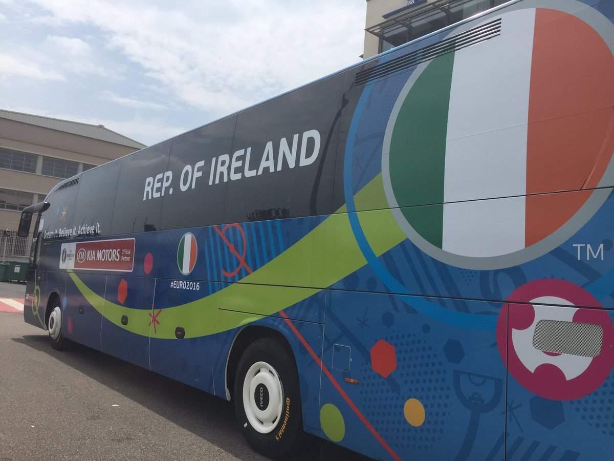 Хулахан признан лучшим игроком матча Ирландия - Швеция