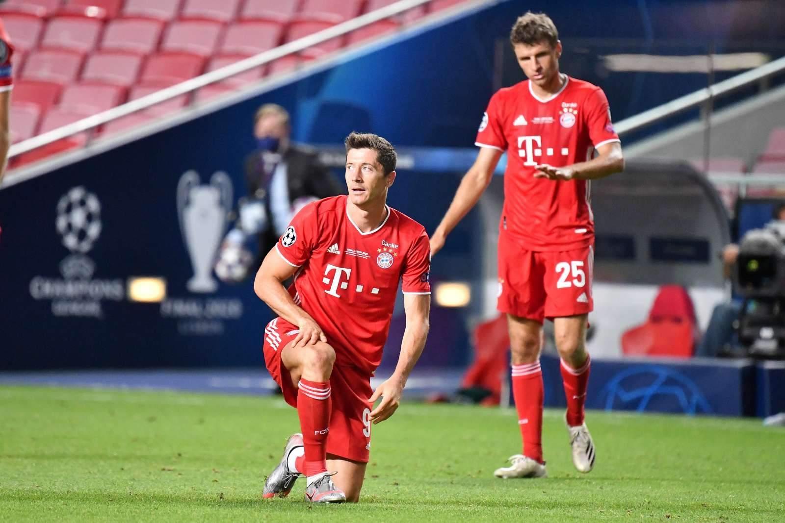 «Бавария» упустила победу на 95-й минуте кубкового матча и вылетела в серии пенальти