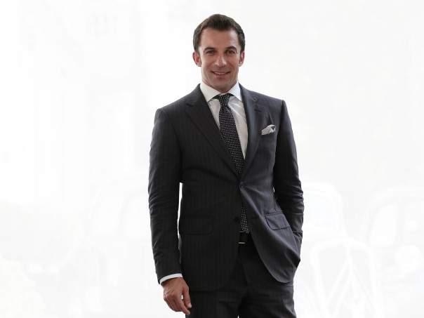 Алессандро Дель Пьеро посетит в Москве церемонию вручения Международной премии «РБ» и примет участие в благотворительном ужине