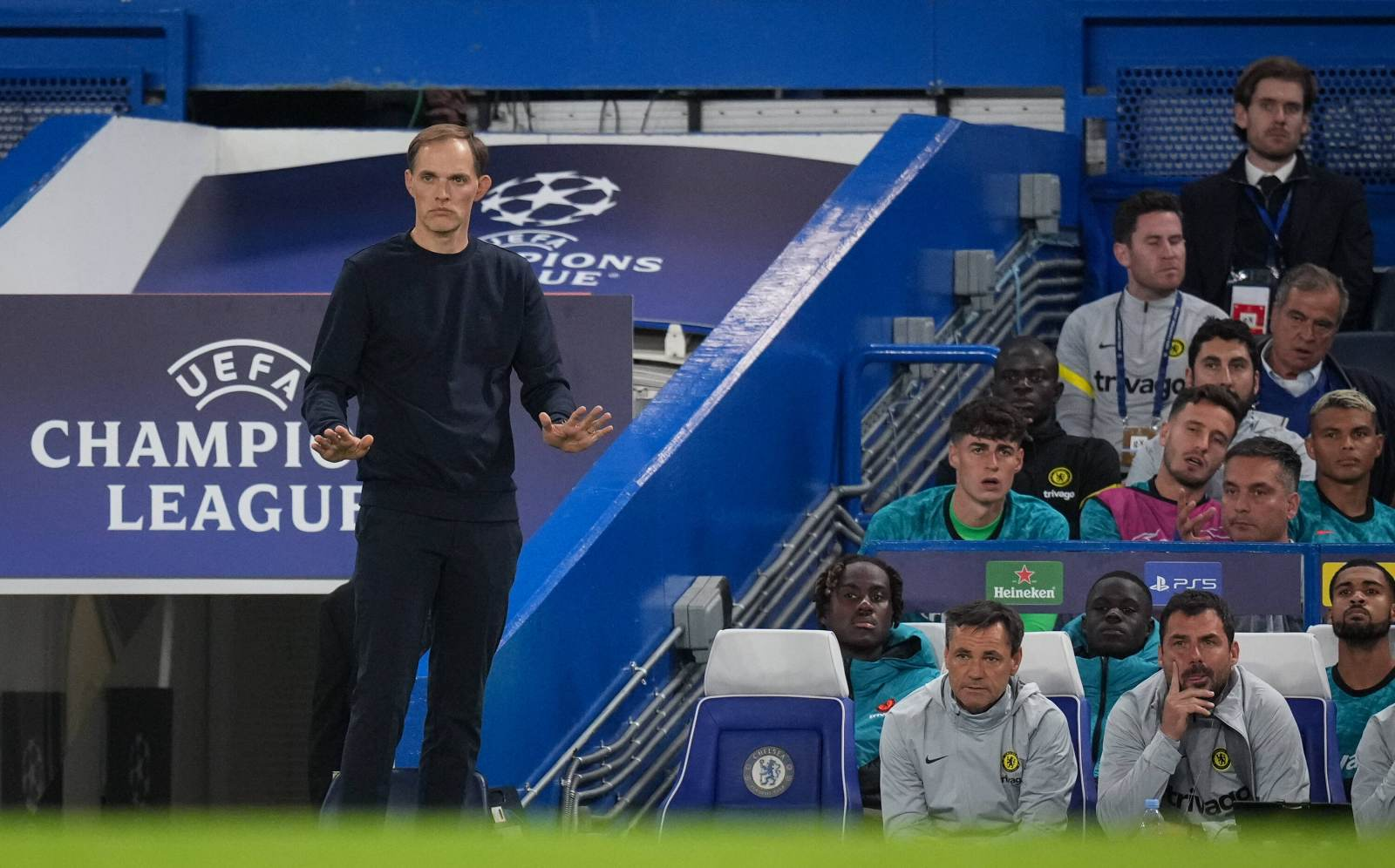 Фердинанд - о поражении «Челси»: «К Тухелю могут возникнуть вопросы»