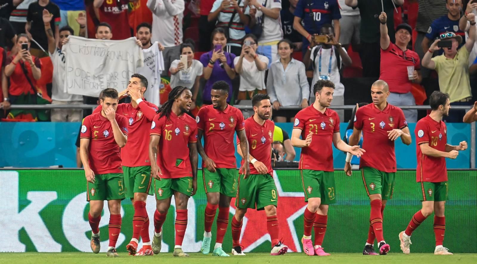 Сборная Португалии без Роналду обыграла Катар