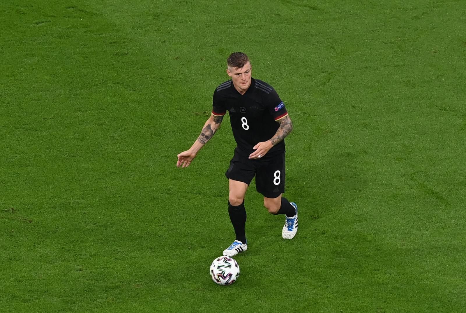 Кроос завершил карьеру в сборной Германии