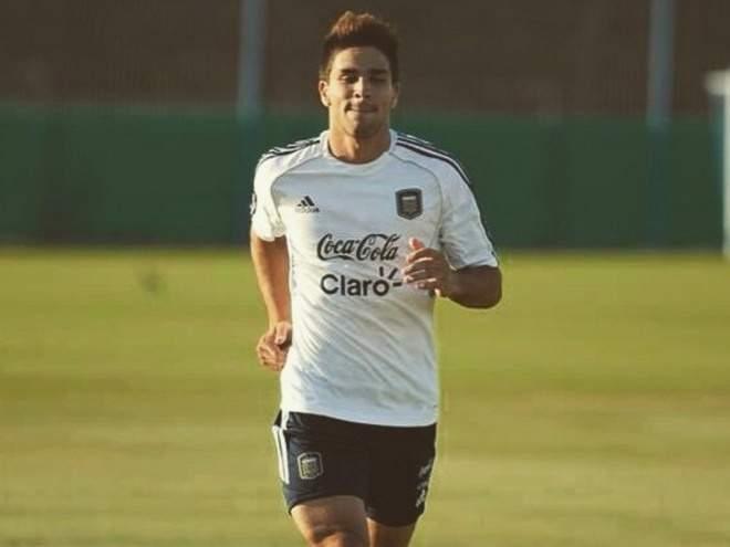 Сын Симеоне: «Больше всего на свете хочу играть за «Атлетико»