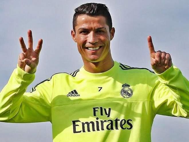 Роналду, Месси и Неймар - самые высокооплачиваемые футболисты