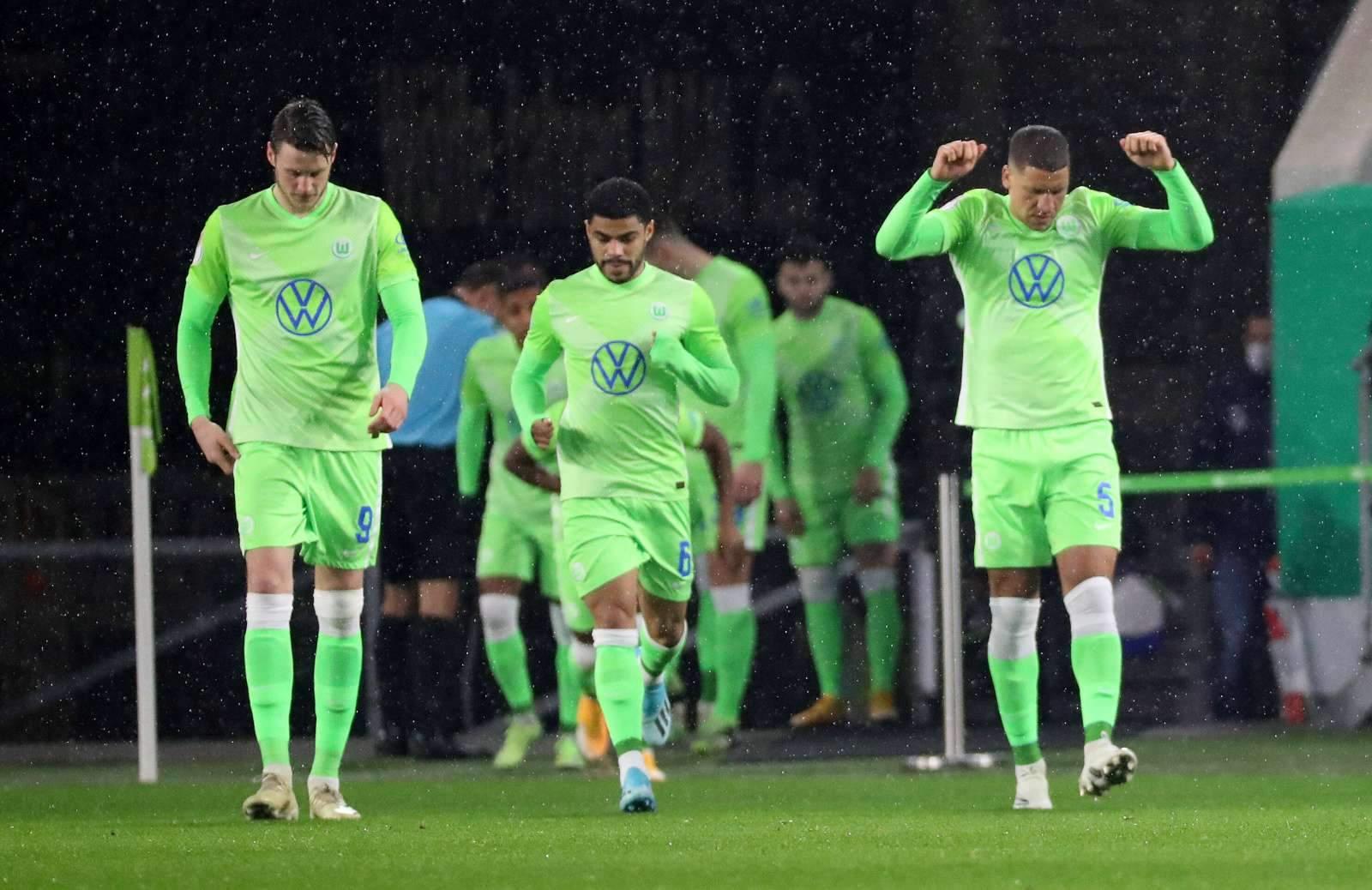 «Вольфсбург» дисквалифицирован из Кубка Германии