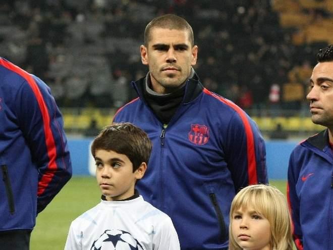 Вальдес может вернуться в «Барселону»