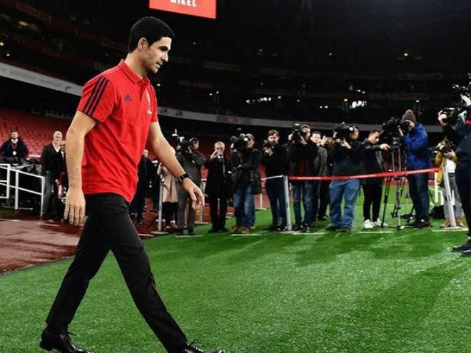 Артета – о матче с «Ливерпулем»: «Самое главное – верить в то, что мы сможем приехать и победить»