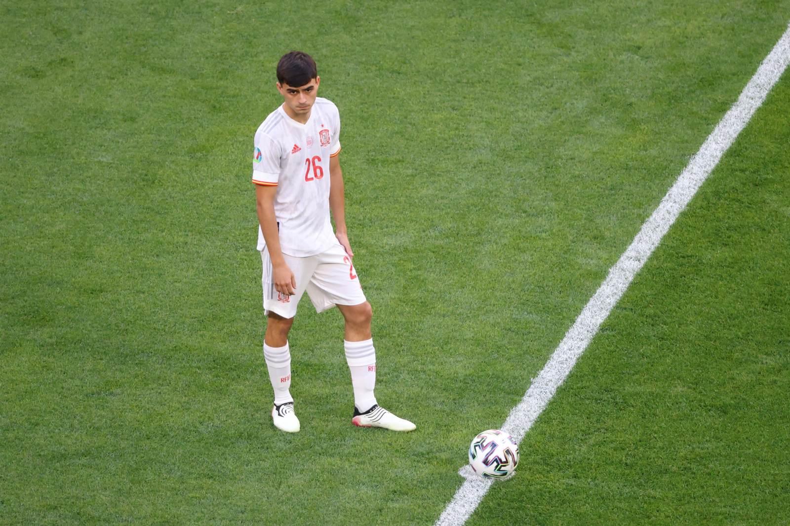 Педри назвал лучшего футболиста мира
