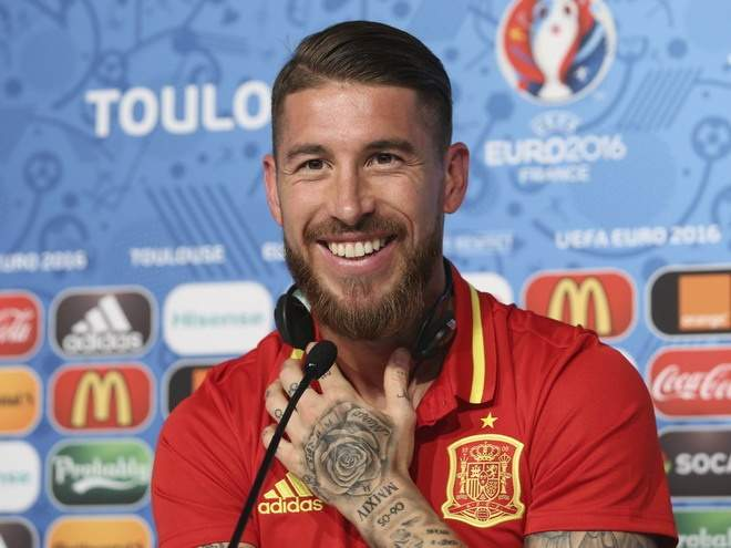 Рамос сыграет против «Барселоны»