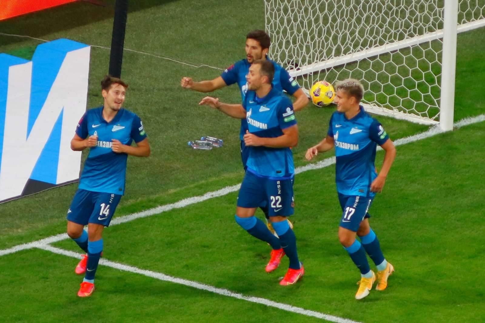«Зенит» готов заплатить 20 млн евро за нападающего «Монпелье»