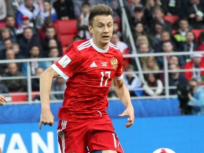 Футболист Александр Головин перешел изЦСКА в«Монако»
