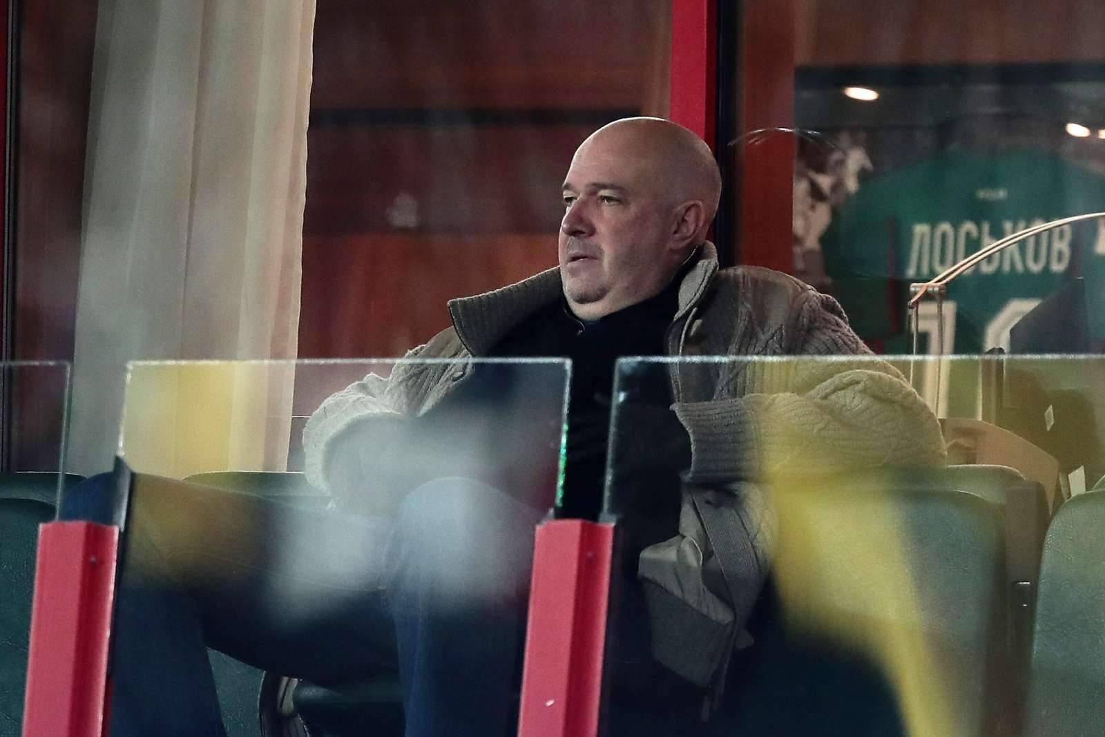 Наумов: «Ничего удивительного тут нет, Кикнадзе явно провалил работу»