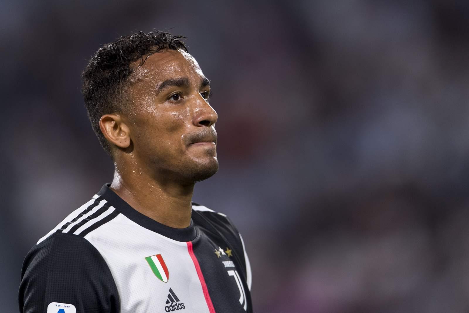 Данило: «Ювентус» чувствует, что является самой сильной командой Серии А»