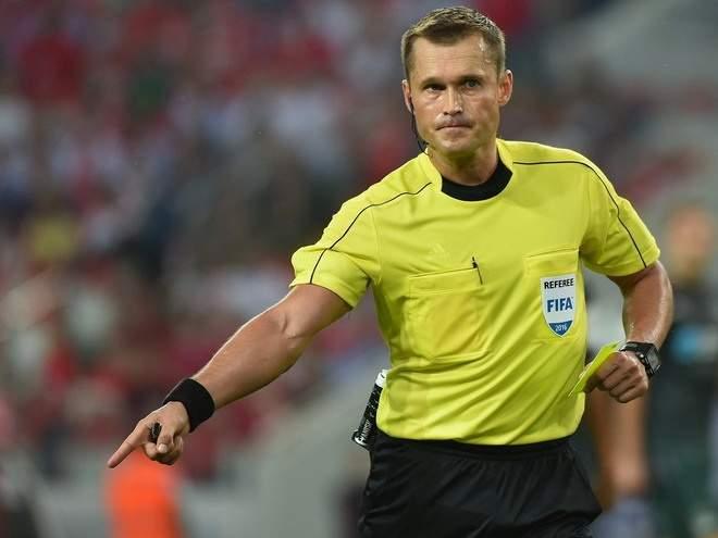 Безбородов и Еськов получили назначения на матчи Лиги Европы