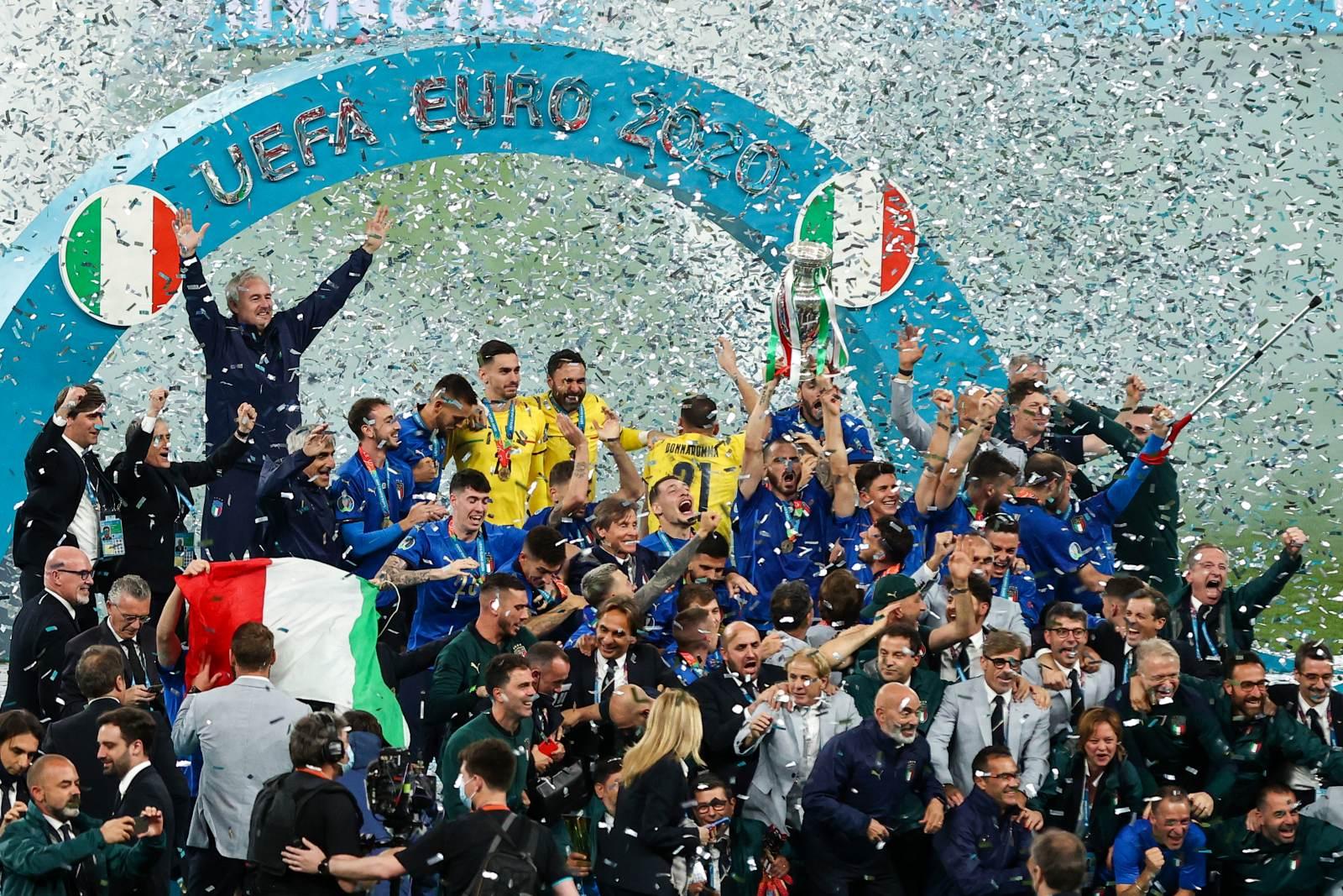 Кассано назвал главную проблему сборной Италии на триумфальном Евро-2020