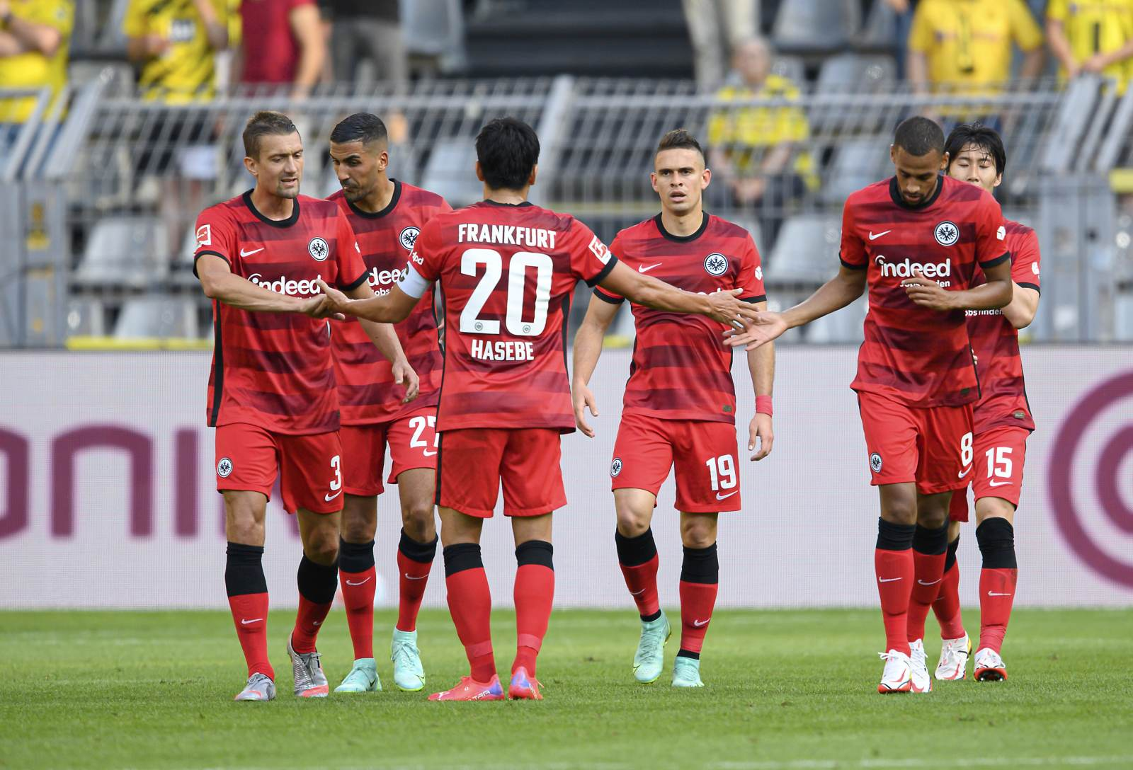 «Бохум» - «Айнтрахт»: прогноз на матч чемпионата Германии - 24 октября 2021