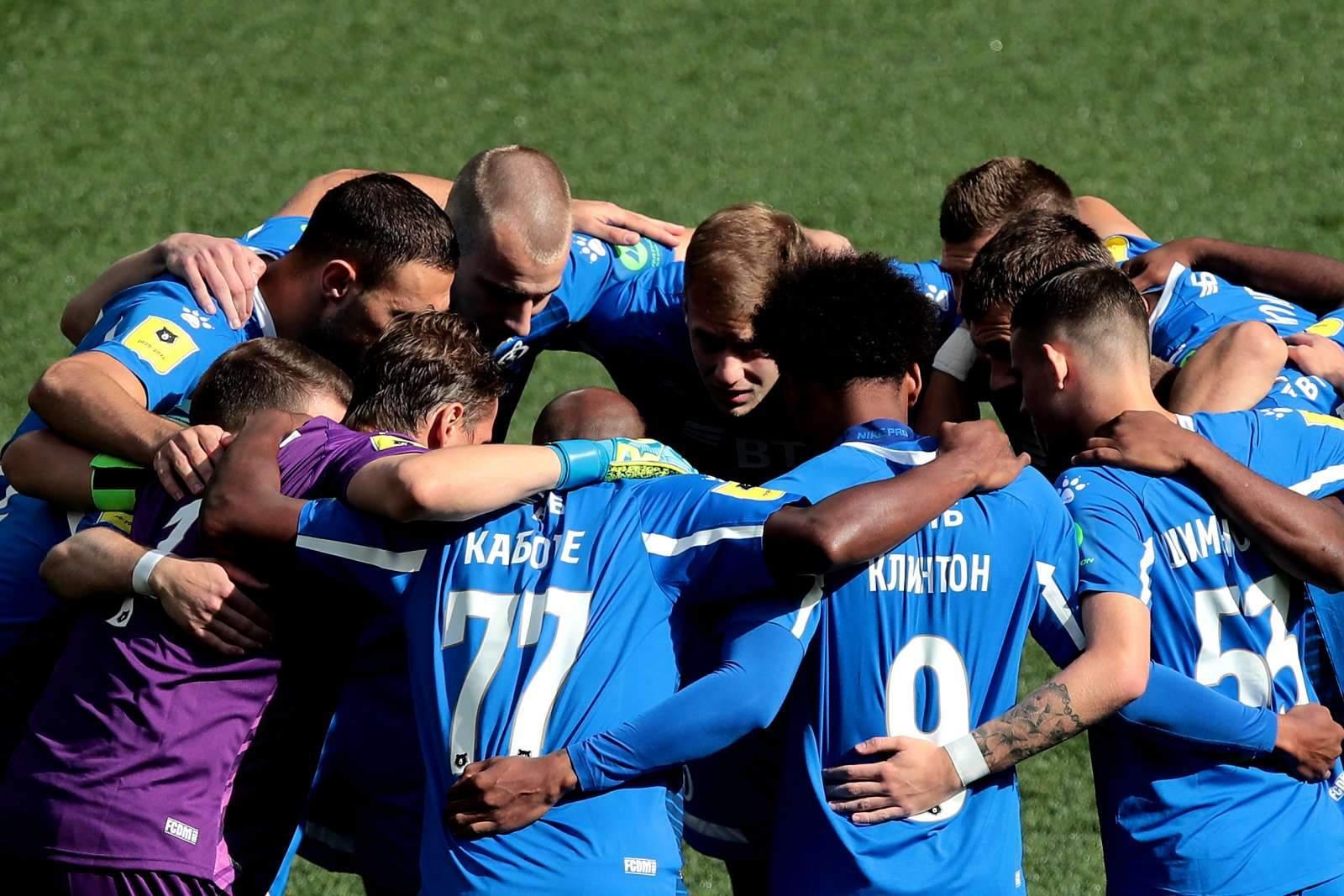 Скопинцев: «В ближайшее время «Динамо» станет претендентом на что-то значимое»