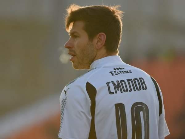 Смолов - лучший игрок сезона, Сёмин - лучший тренер