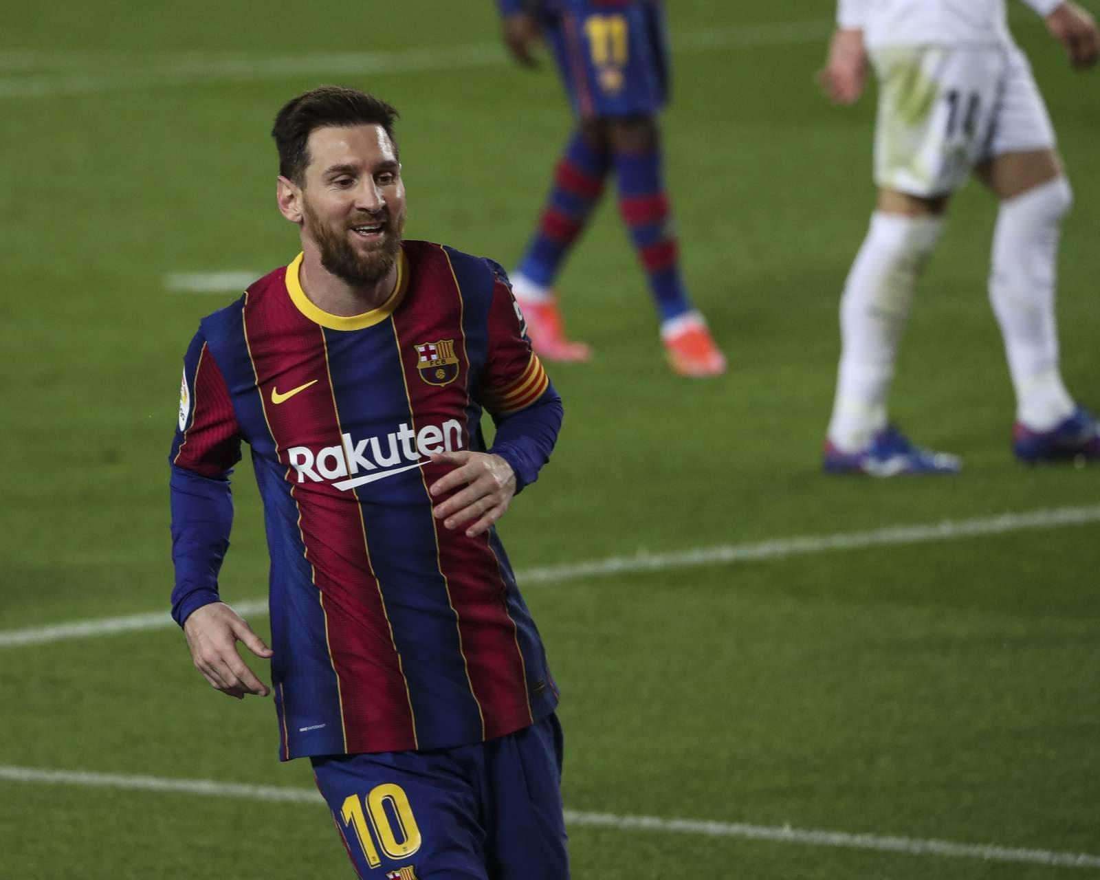 «Барселона» забила 4 гола за 12 минут и завоевала Кубок Испании