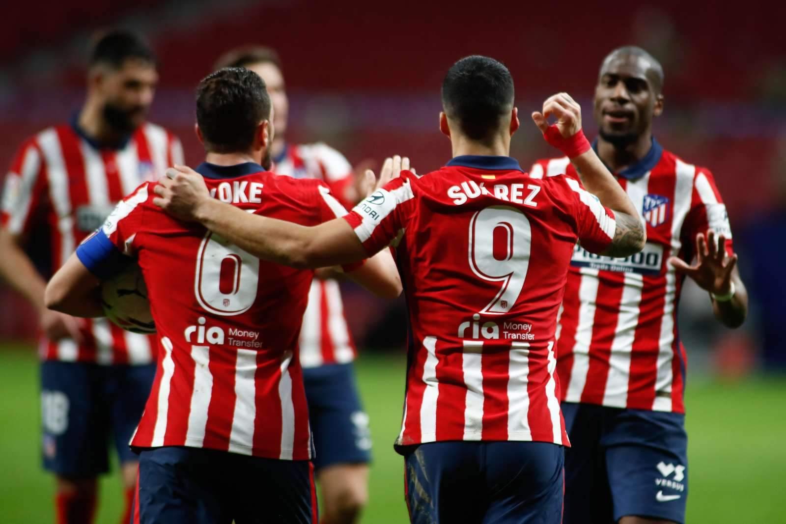 «Атлетико» заинтересовался «новым Луисом Суаресом»