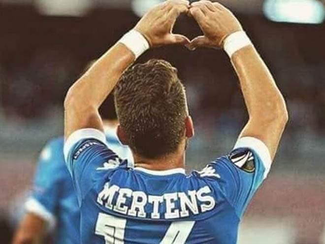«Интер» хочет бесплатно подписать Мертенса