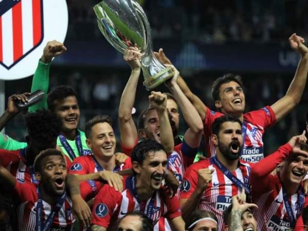 Президент «Атлетико»: «По логике мы должны выиграть Лигу чемпионов»