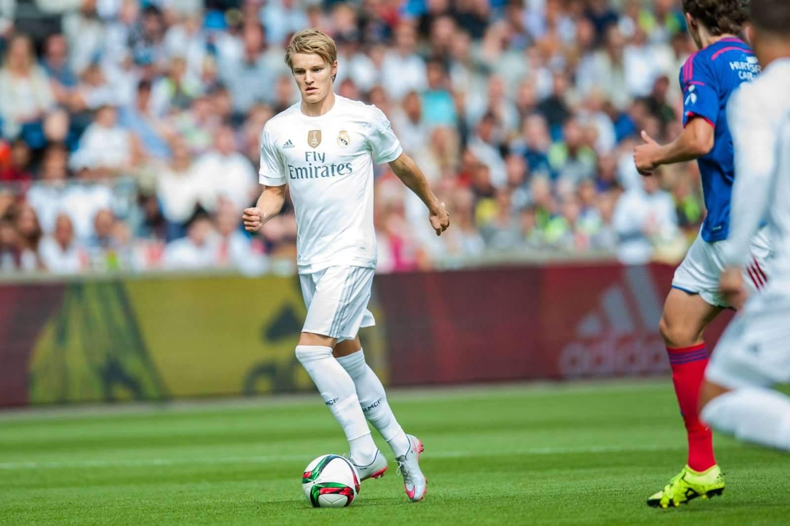 Эдегор намерен немедленно покинуть «Реал»