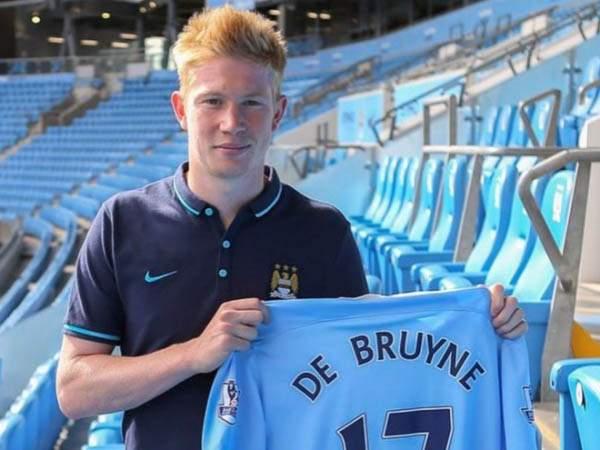 """Манчестер Сити"" огласил сроки отсутствия де Брёйне из-за травмы колена"
