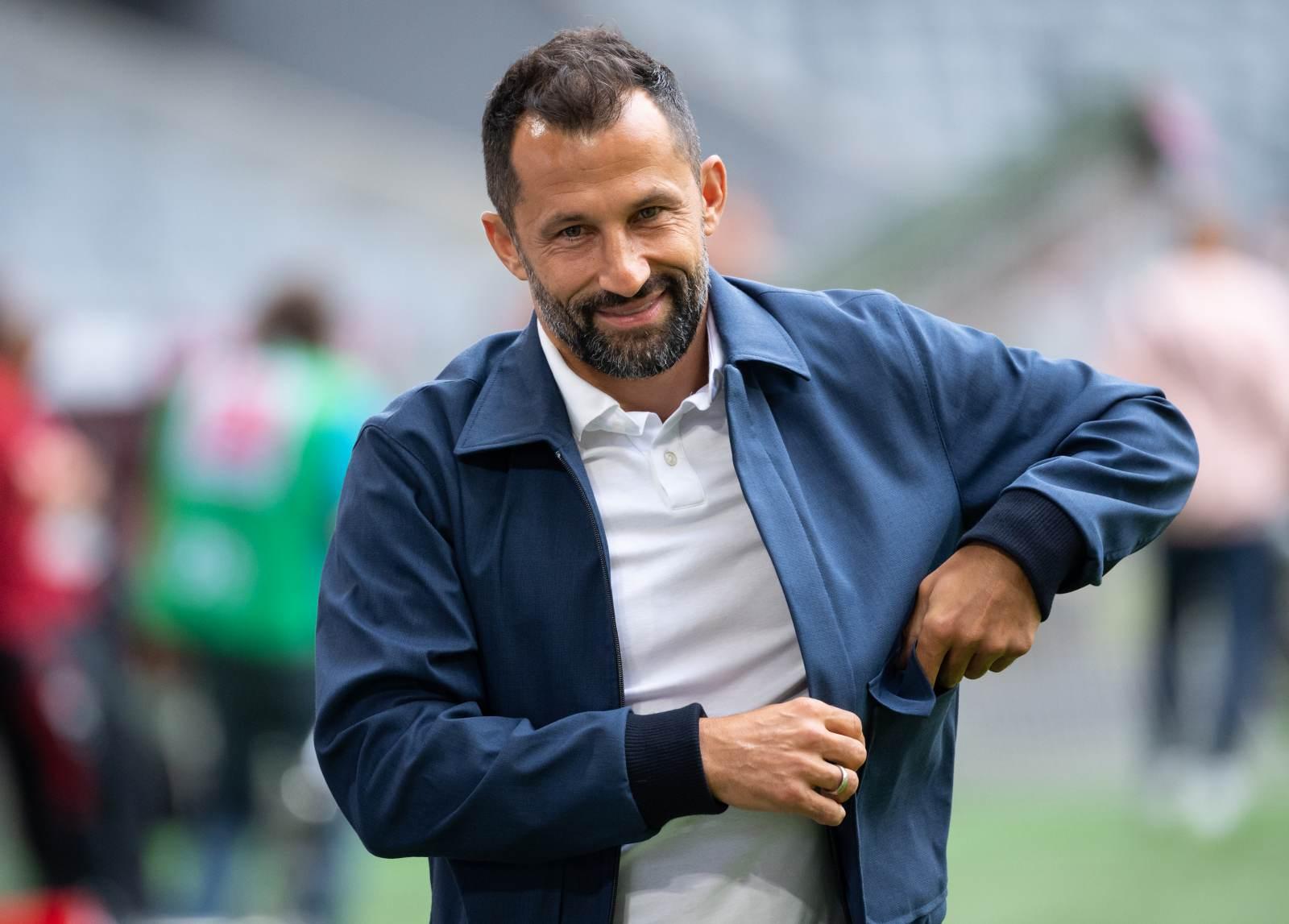 Салихамиджич прокомментировал слухи, связывающие Рюдигера с «Баварией»