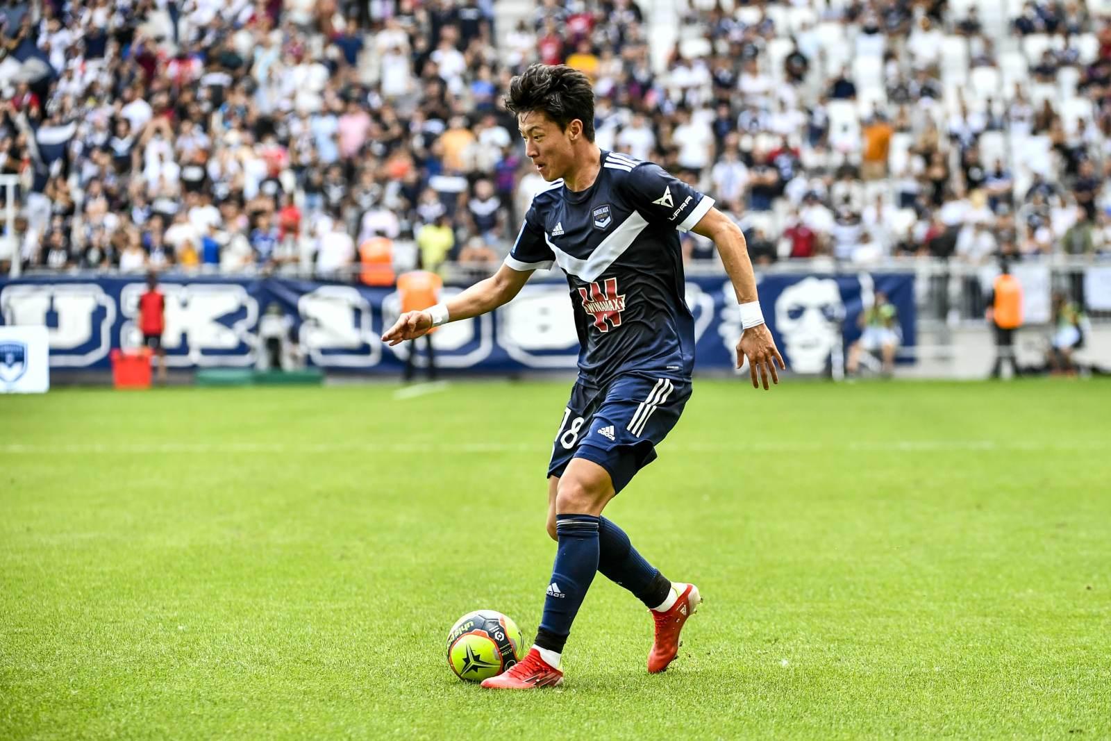 Дубль Хвана Ый-Чжо позволил «Бордо» обыграть другого аутсайдера, «Сент-Этьен»