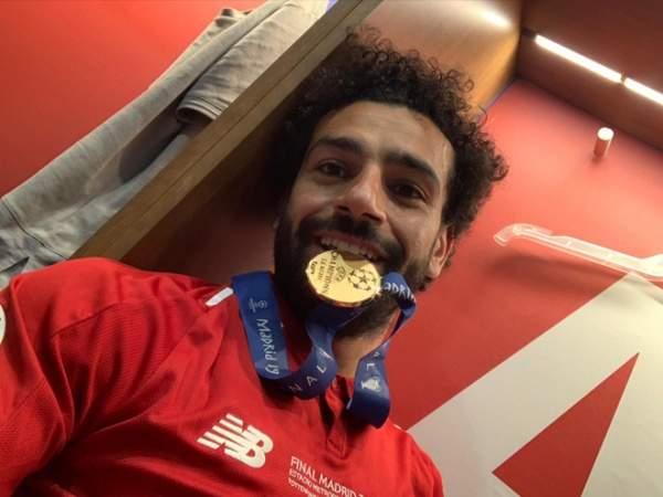 Салах повторил рекорд Джеррарда в Лиге чемпионов