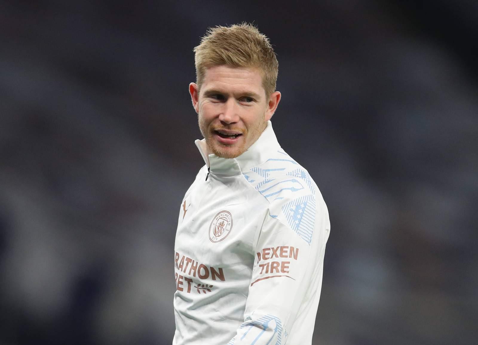 «Манчестер Сити» рассказал о травме де Брёйне