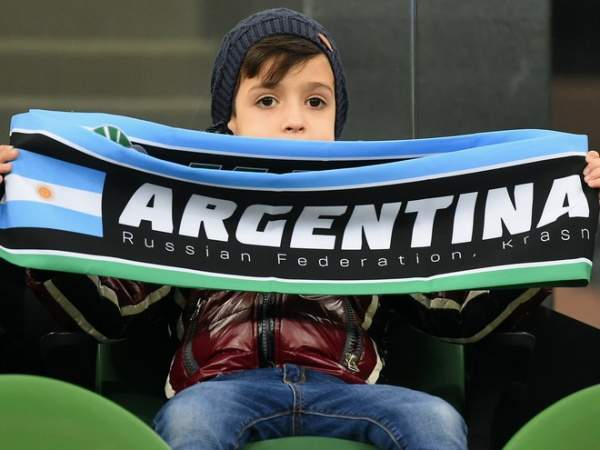 Сборная Аргентины вылетела с олимпийского турнира