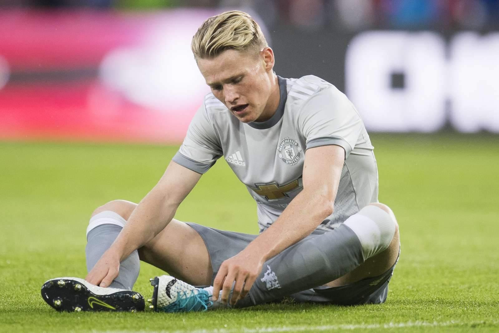 Быстрый гол позволил «Манчестер Юнайтед» пройти «Уотфорд»