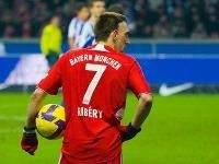 Во Франции хотят, чтобы Рибери вернулся в сборную