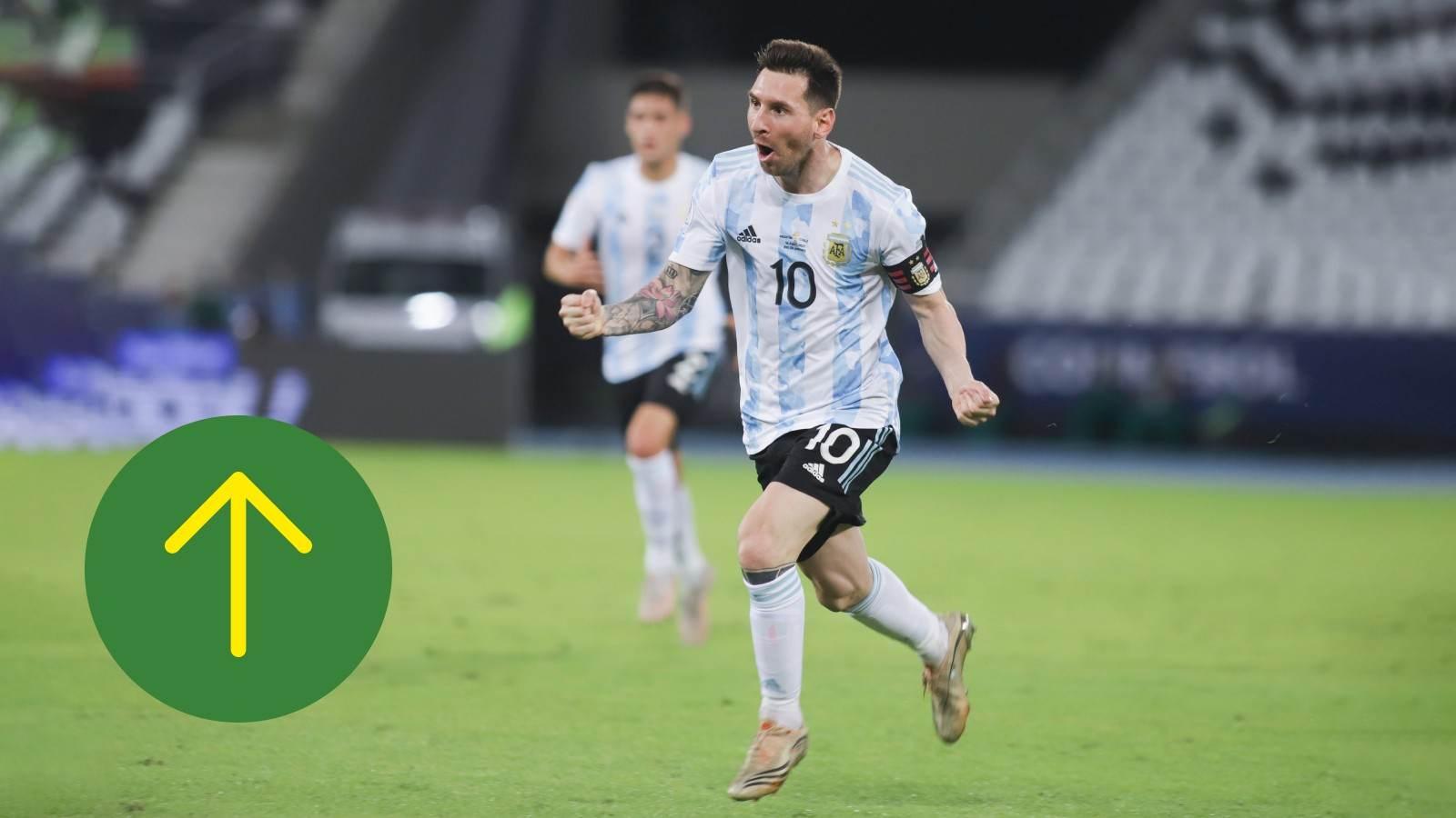 Аргентина – Колумбия: прогноз на матч Кубка Америки – 7 июля 2021