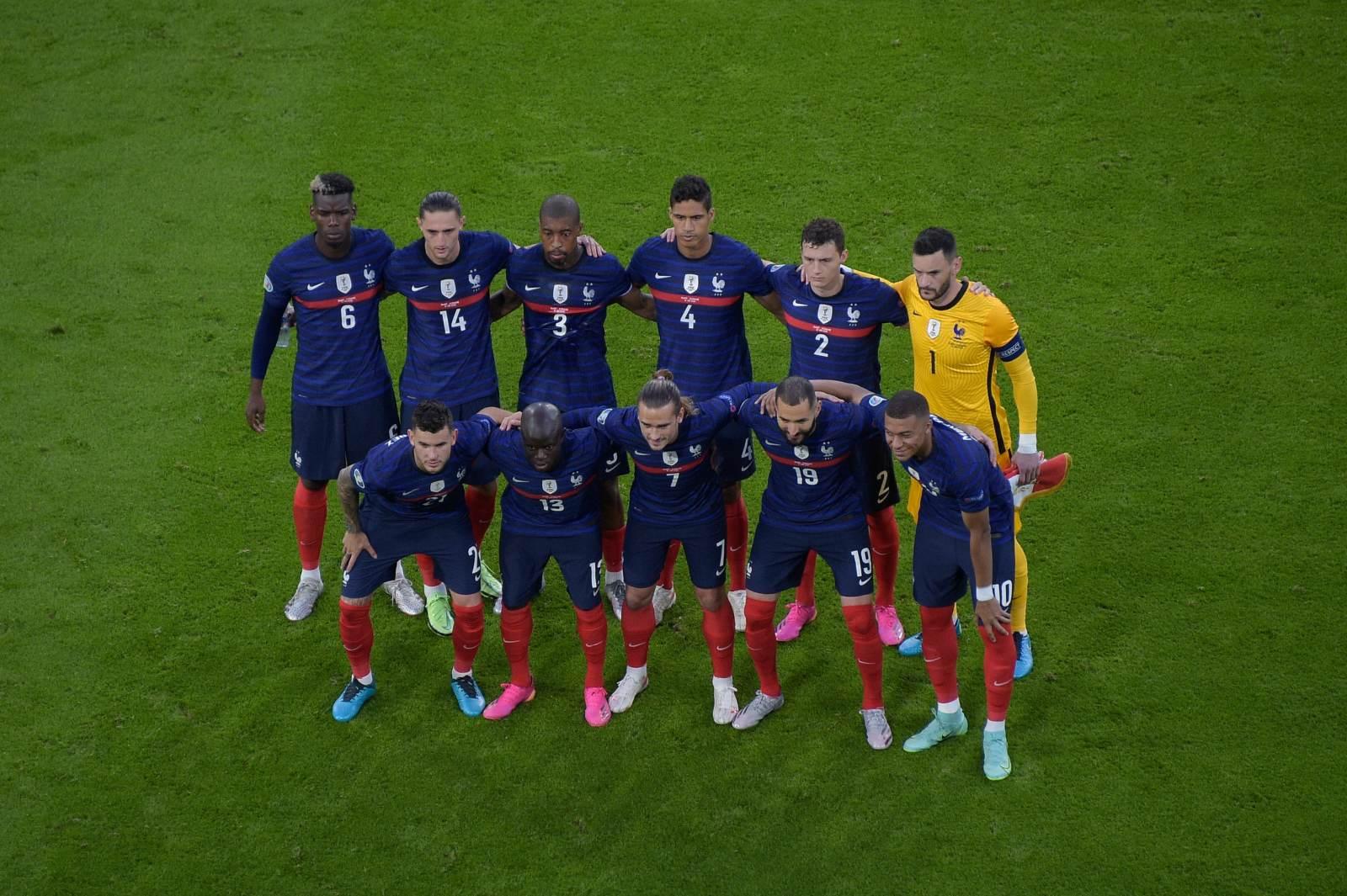 Бельгия и Франция обнародовали стартовые составы на полуфинал Лиги наций
