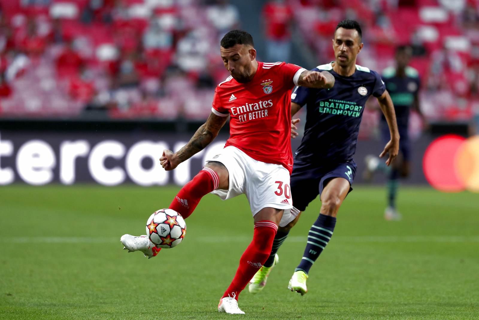 Отаменди: «Бенфика» потеряла два очка в матче с «Динамо»