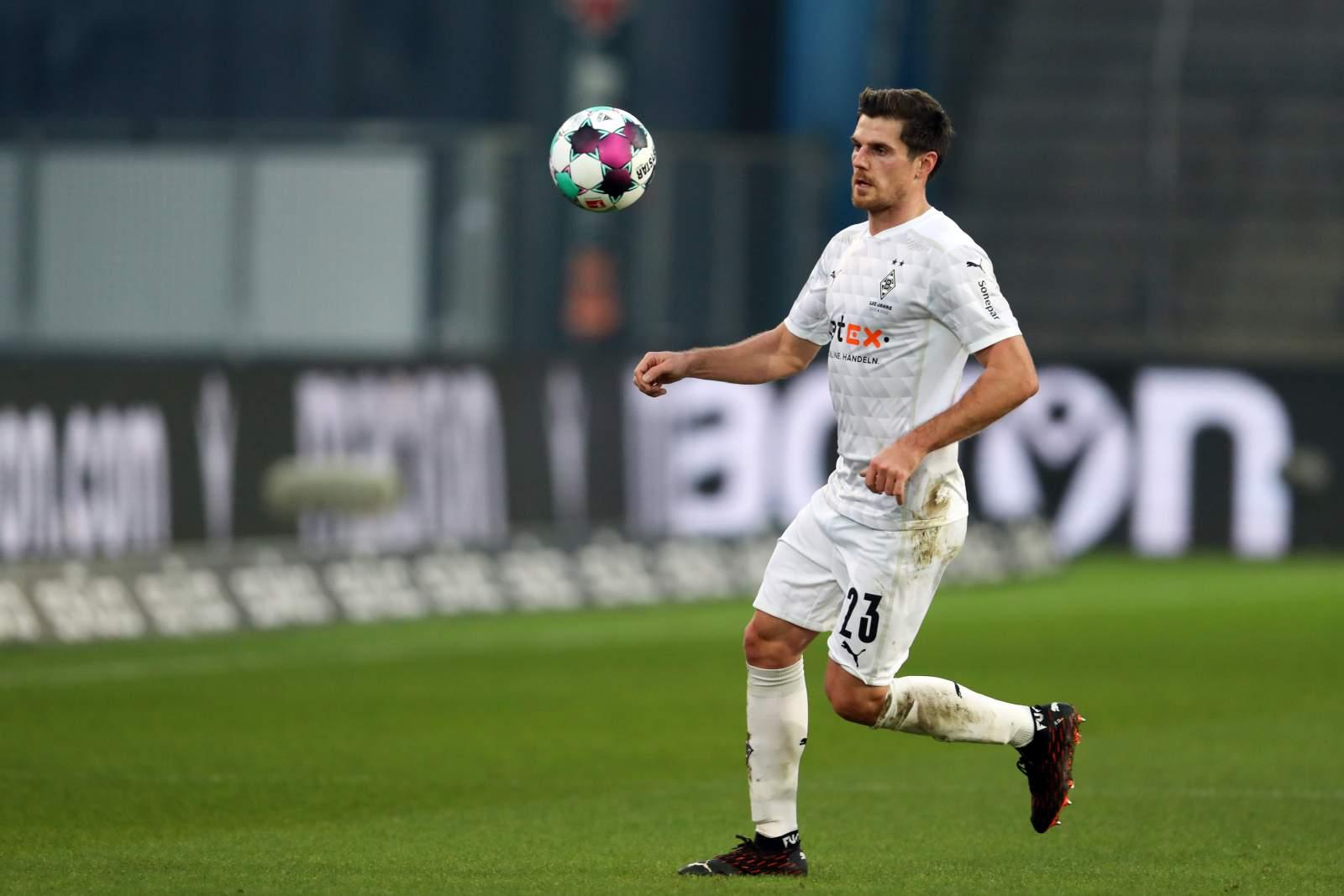 «Бавария» проиграла в Мёнхенгладбахе, ведя в счёте 2:0