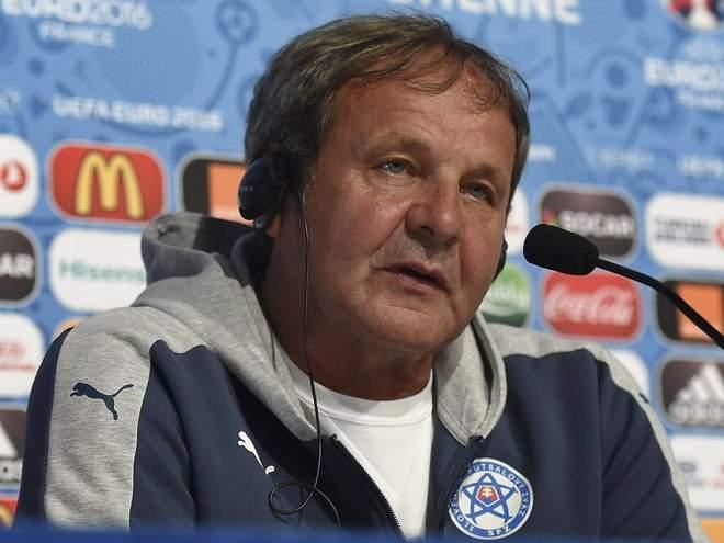 Козак ушёл с поста главного тренера сборной Словакии