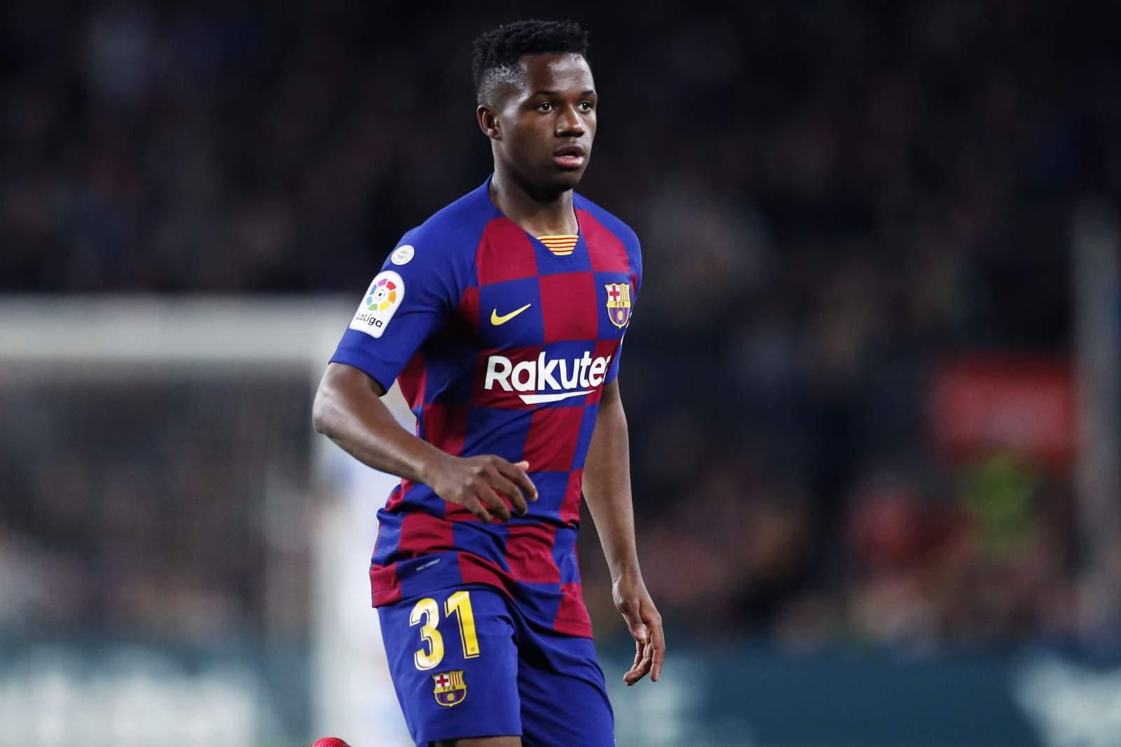«Барселона» продаст Фати, чтобы решить финансовые проблемы